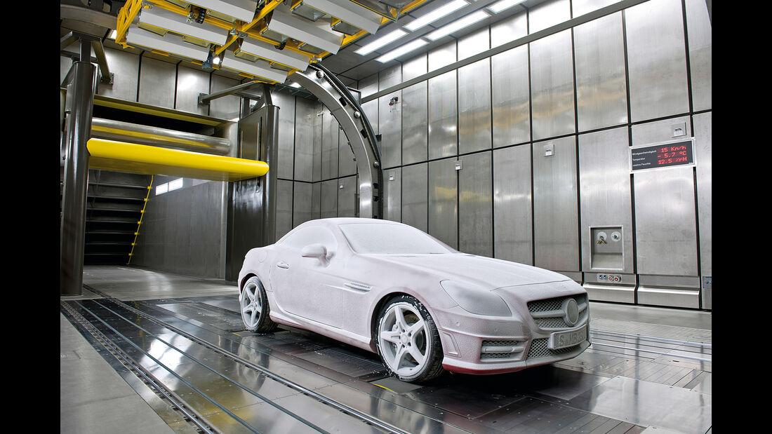 Daimler-Standort Sindelfingen, Historie, Impression