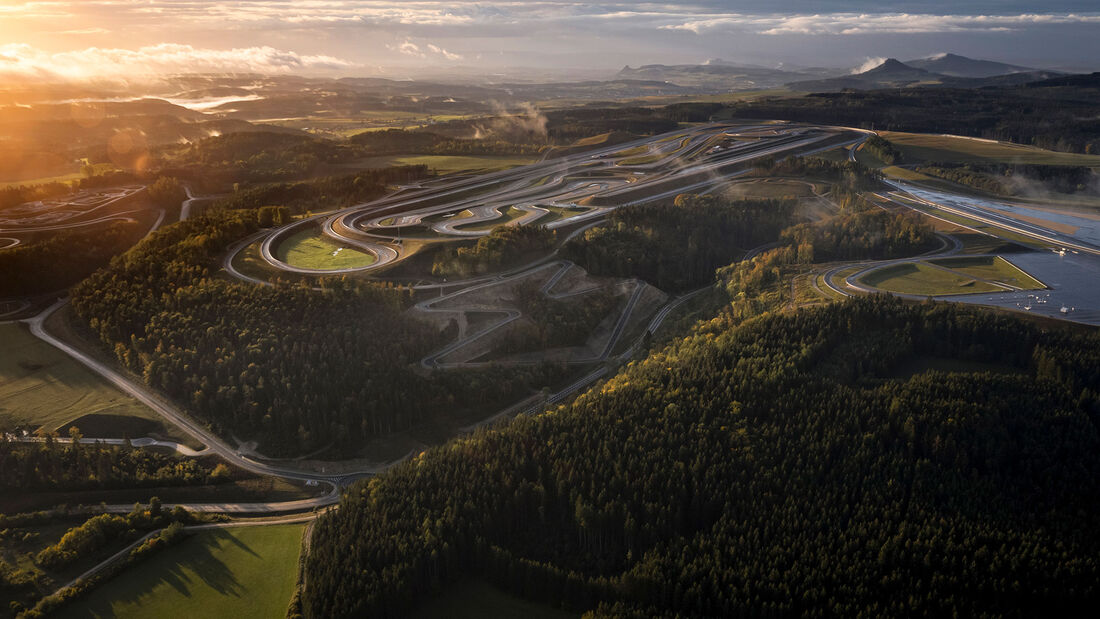 Daimler Testgelände Immendingen