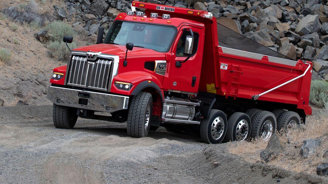 Daimler Trucks North America Western Star 49X