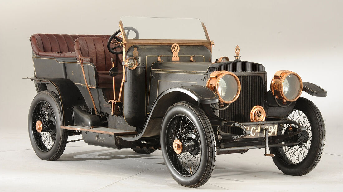 Daimler Type TP 45 10.6-Litre Tourer