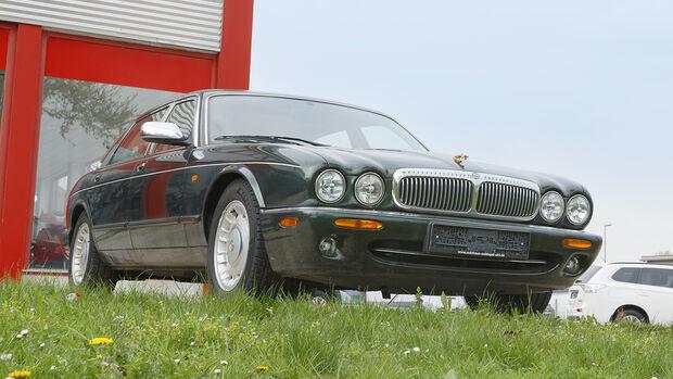 Daimler V8 Super, Exterieur