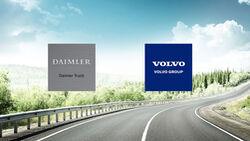 Daimler Volvo Trucks Kooperation