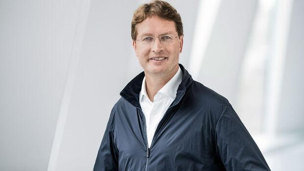 Daimler-Vorstand Ola Källenius