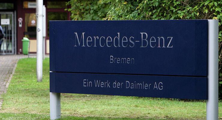 Daimler Werk Bremen