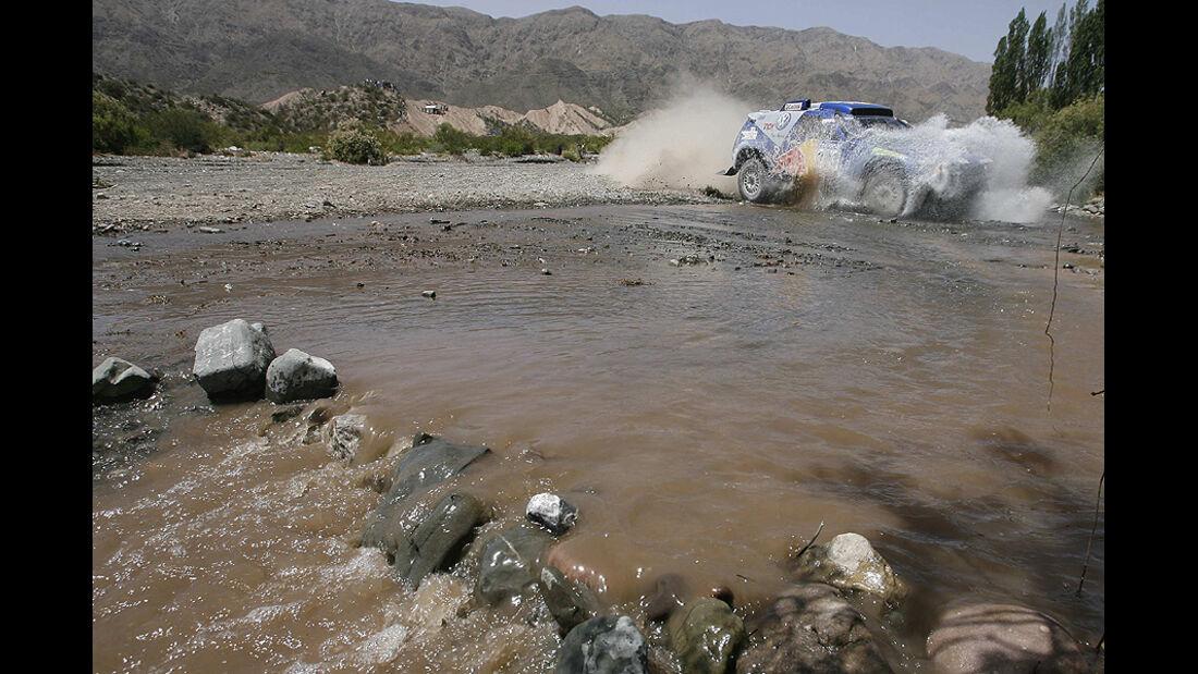 Dakar 2010 Etappe 12 Carlos Sainz