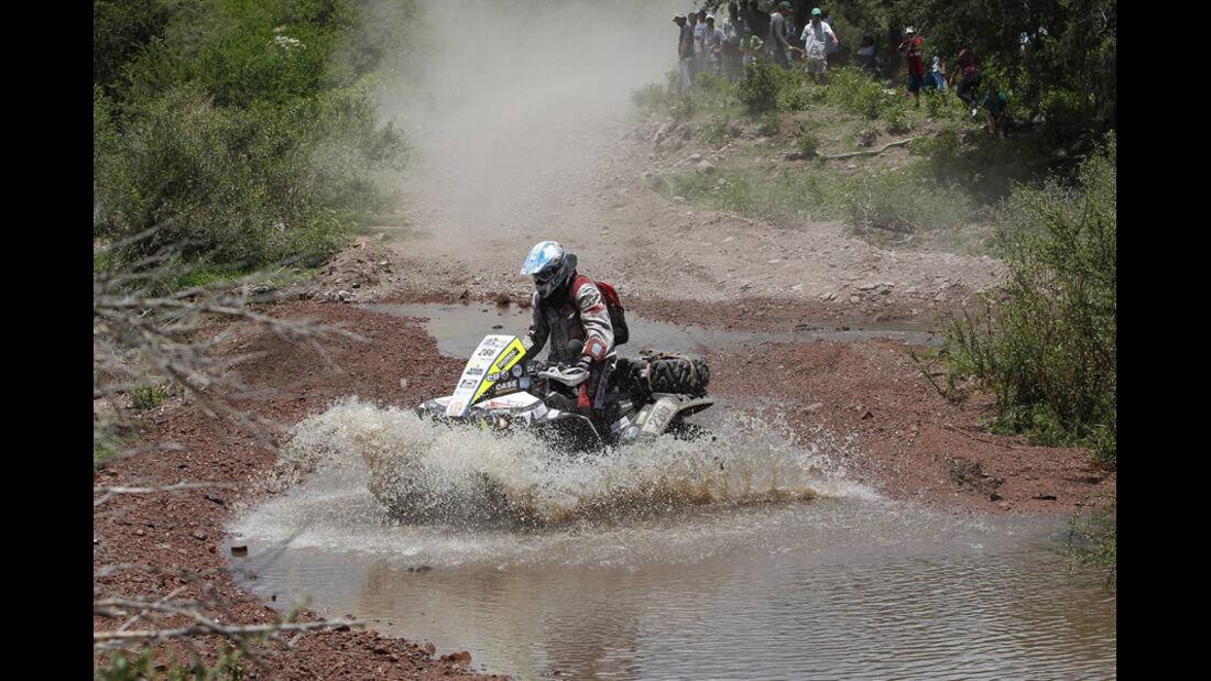 Dakar 2011 Motorrad