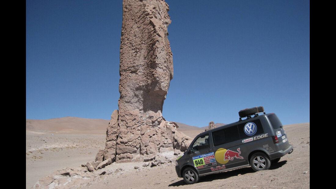 Dakar 2011 Paso de Jama
