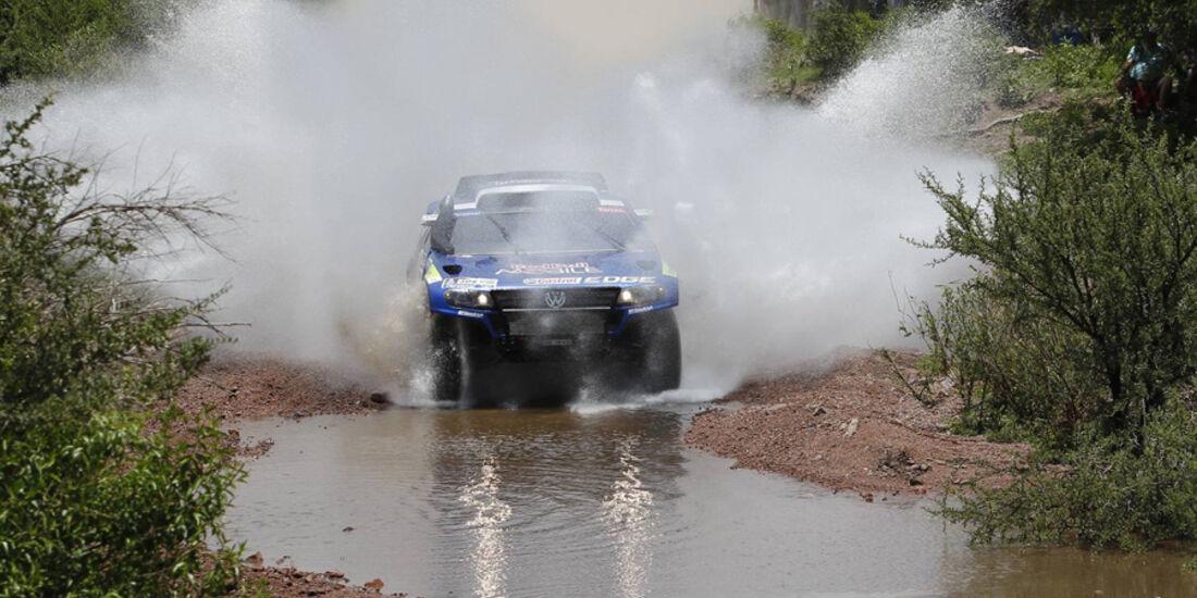 Dakar 2011 VW Touareg