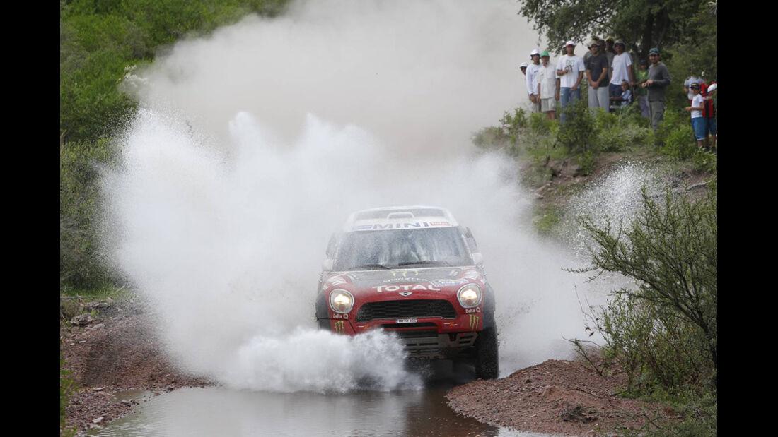 Dakar 2011 - X-Raid Mini