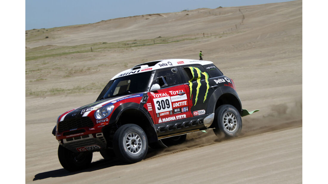 Dakar 2012 Dos Santos Mini