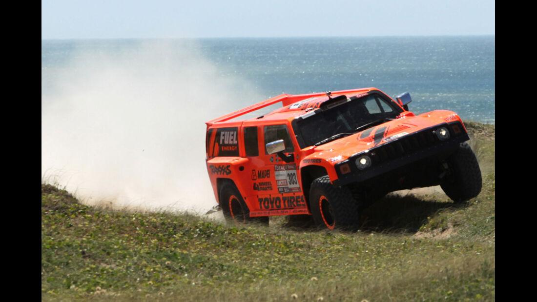 Dakar 2012 Hummer