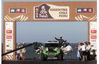 Dakar 2012 Start
