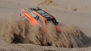Dakar 2014 Gordon