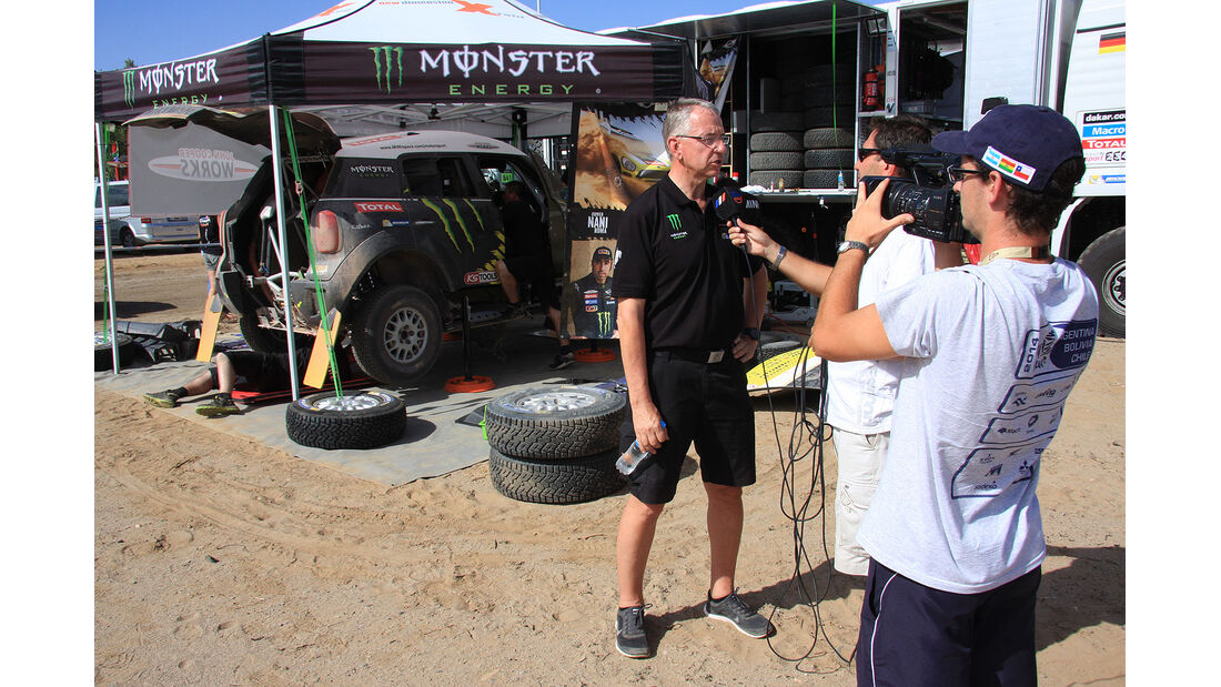 Dakar 2014, Tag 4