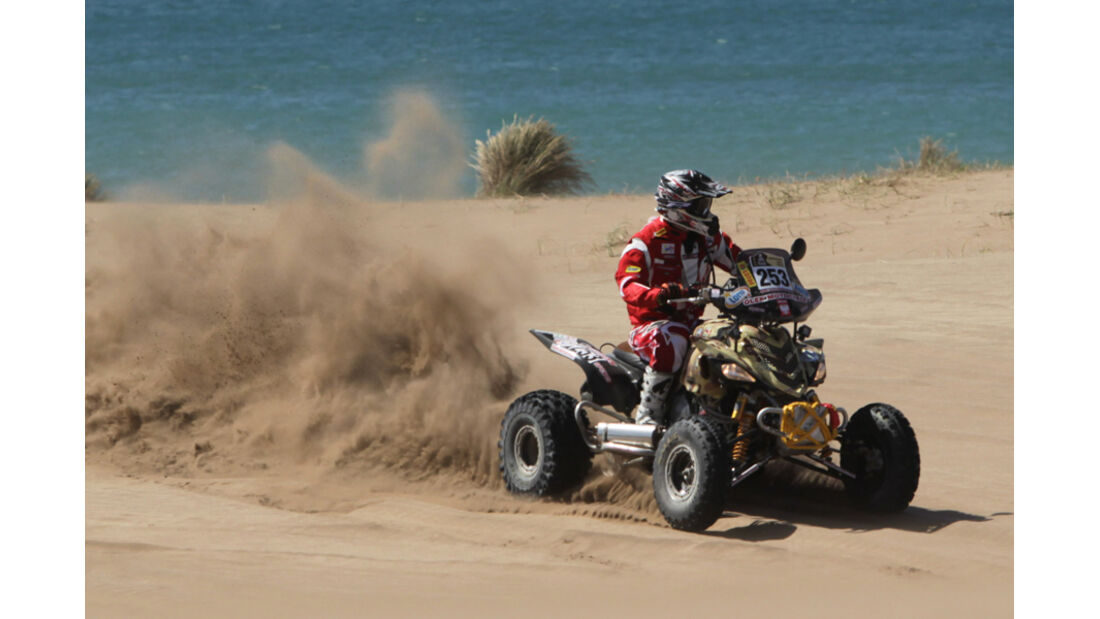 Dakar 2912 Quad