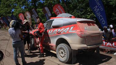 Dakar Blog Claus Mühlberger 2014, Tag 2