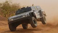Dakar Hummer