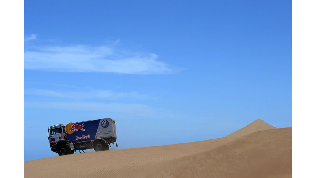 Dakar Truck