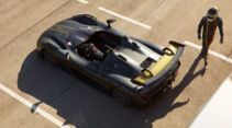 Dallara EXP Trackcar