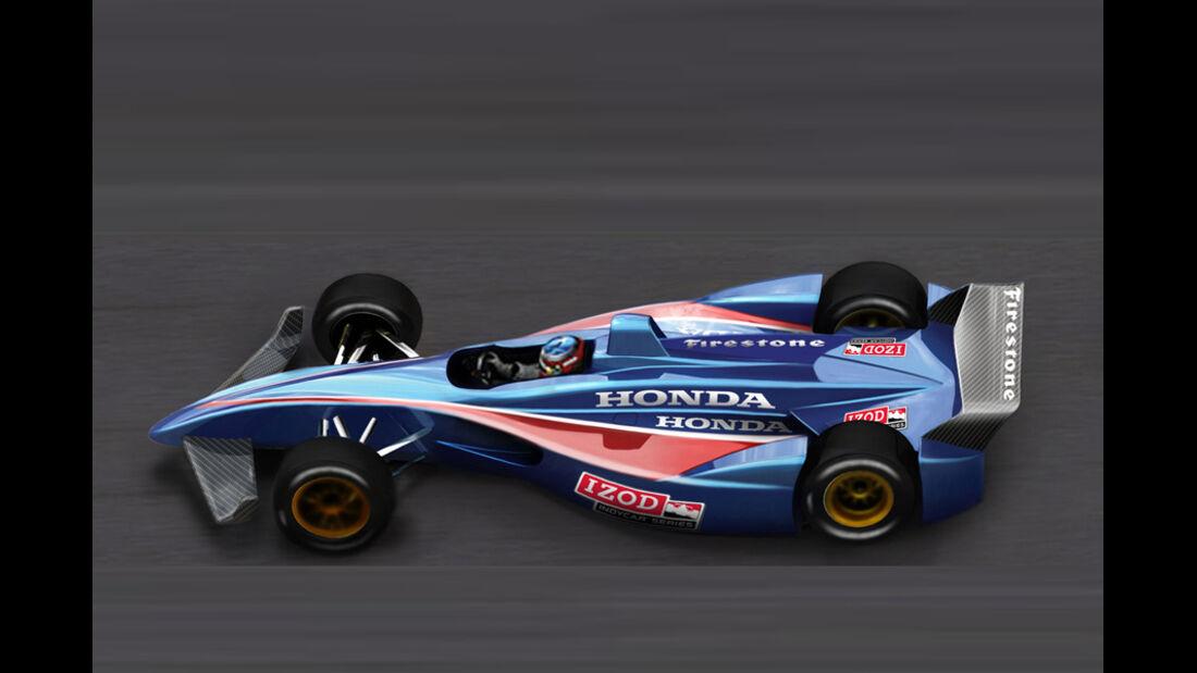 Dallara - Indy Car 2012