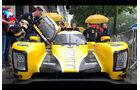 Dallara P217 Gibson - 24h Le Mans 2018 - Scrutineering
