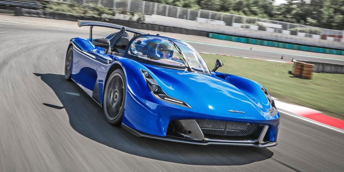 Dallara Stradale Spider - Serie - Cabrios ueber 150000 Euro - sport auto Award 2019