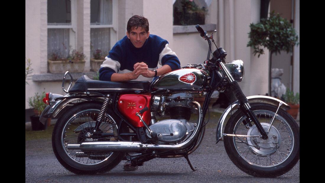 Damon Hill - Bike