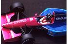 Damon Hill - Brabham BT60B - GP England - 1992