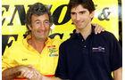 Damon Hill Eddie Jordan