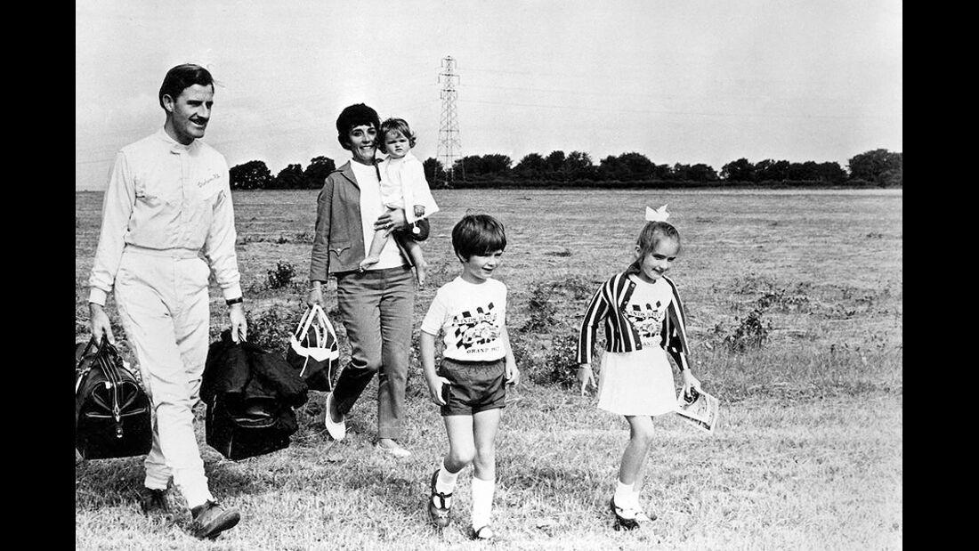 Damon Hill Familie