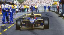 Damon Hill - GP Australien 1996