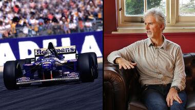 Damon Hill - Interview - Formel Schmidt - Video - 2020