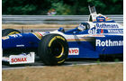 Damon Hill - Williams - 1996