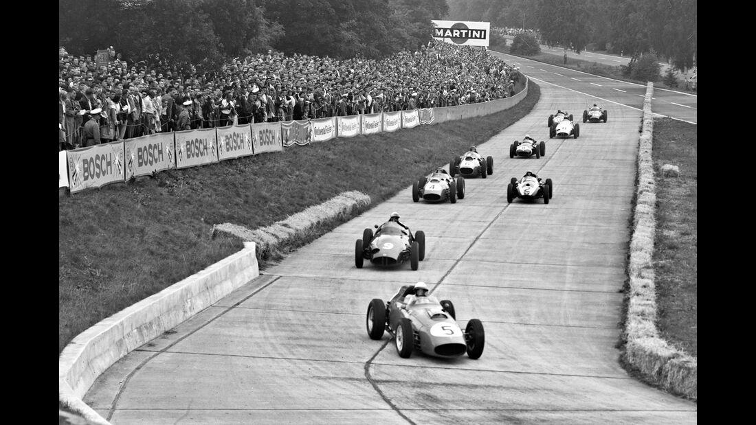 Dan Gurney - Avus 1959 - Ferrari