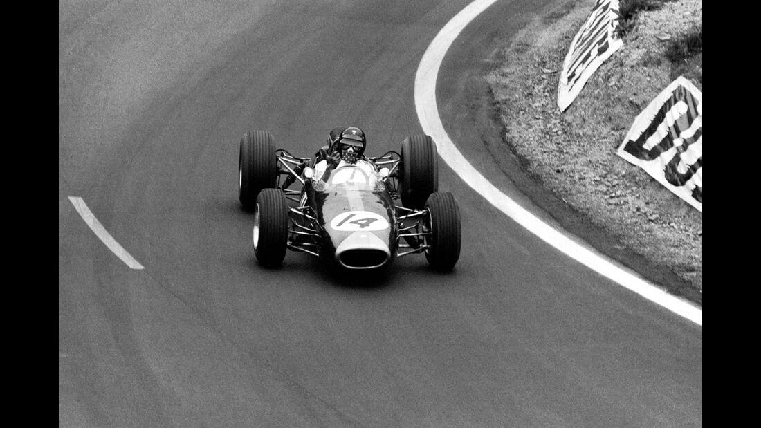 Dan Gurney - Brabham BT11 - GP Frankreich 1965 - Clermont-Ferrand