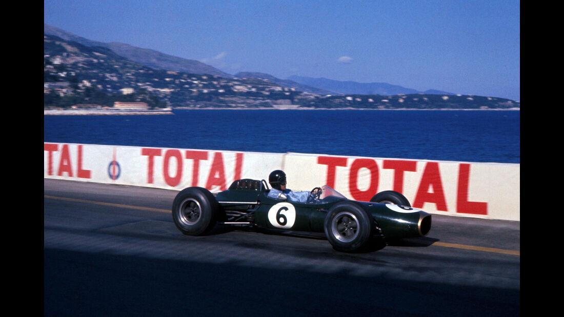 Dan Gurney - Brabham BT7 - GP Monaco 1964