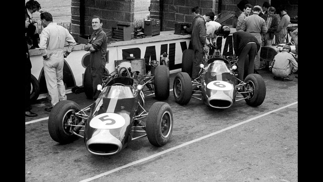 Dan Gurney - Brabham - Brands Hatch