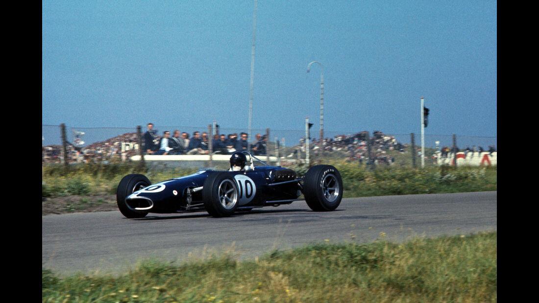 Dan Gurney - Eagle-Climax - GP Niederlande 1967 - Zandvoort