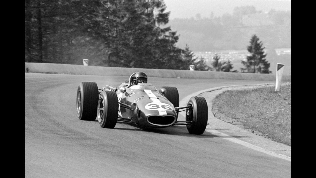 Dan Gurney - Eagle T1G - GP Belgien 1967 - Spa