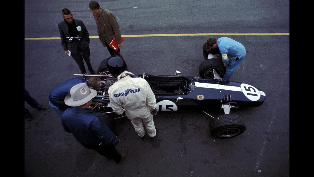 Dan Gurney - Eagle T1G - GP Niederlande 1967 - Zandvoort