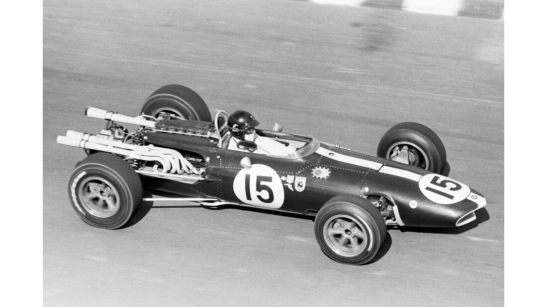 Dan Gurney - Eagle T1G - GP USA 1966 - Watkins Glen