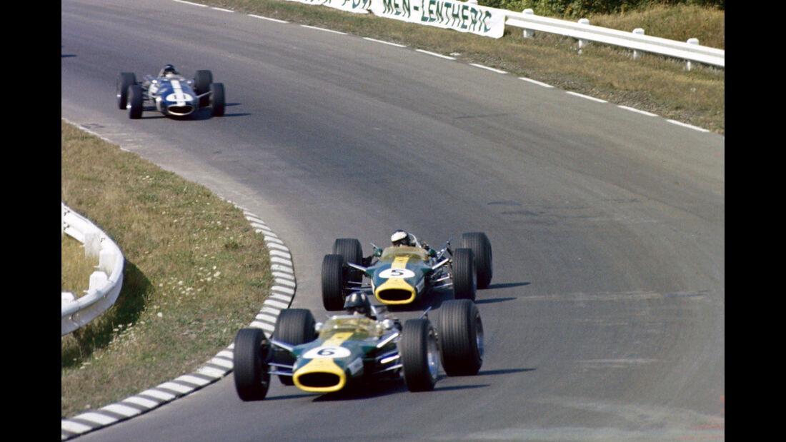 Dan Gurney - Eagle T1G-Weslake - Formel 1 - GP USA 1967 -