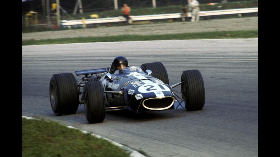 Dan Gurney - Eagle Weslake T1G - GP Italien 1968 - Monza