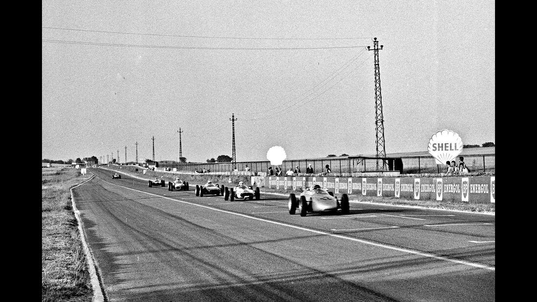 Dan Gurney - GP Frankreich 1961 - Reims