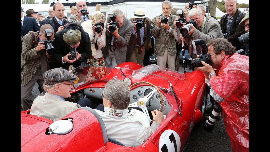 Dan Gurney - Goodwood 2012 - Motorsport