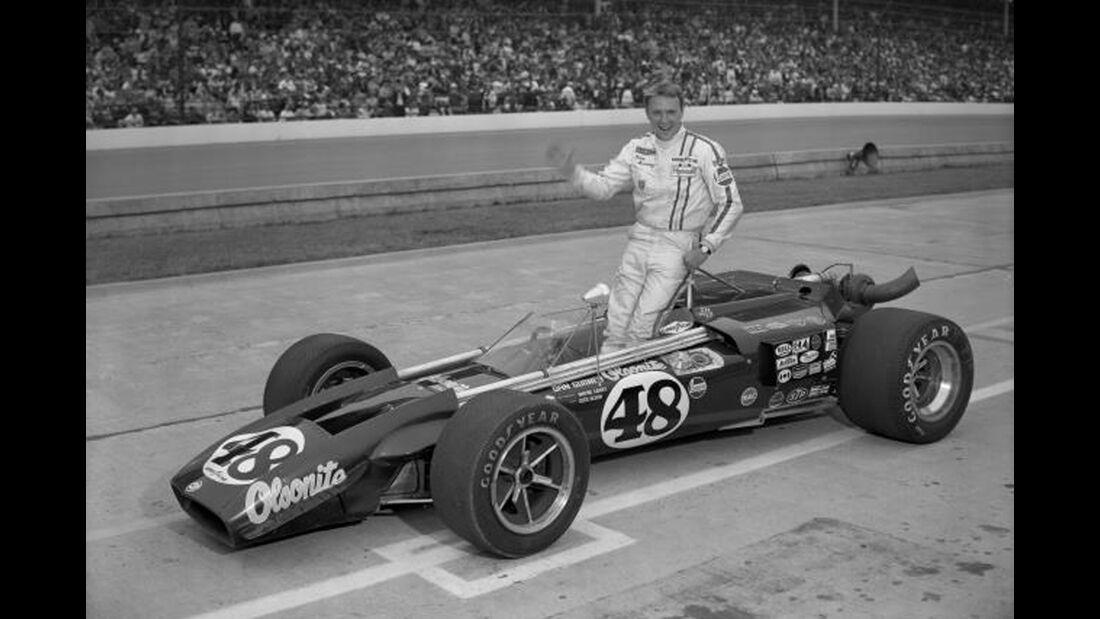 Dan Gurney - Indy 500 (1970) - Motorsport