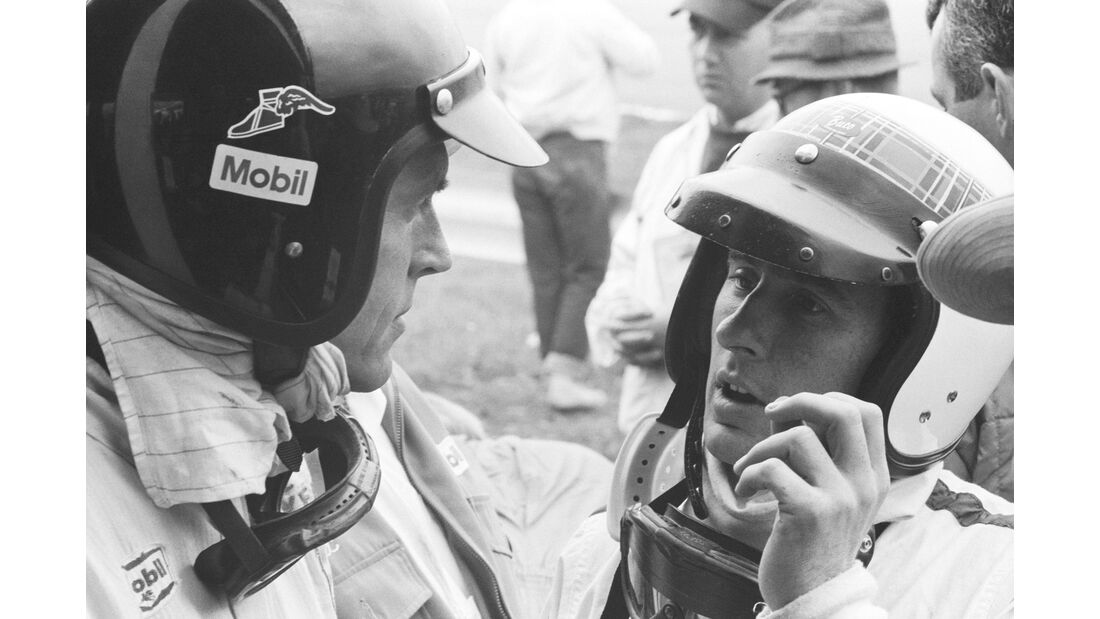 Dan Gurney - Jackie Stewart