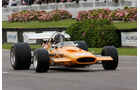 Dan Gurney - McLaren M4A - Goodwood 2012