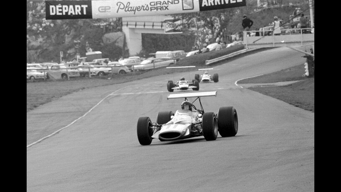 Dan Gurney - McLaren M7A - GP Kanada 1968 - Mont-Tremblant - Formel 1