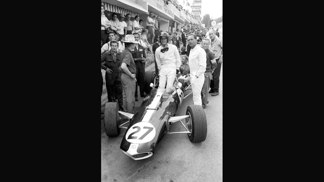 Dan Gurney - Phil Hill - Spa-Francorchamps 1967